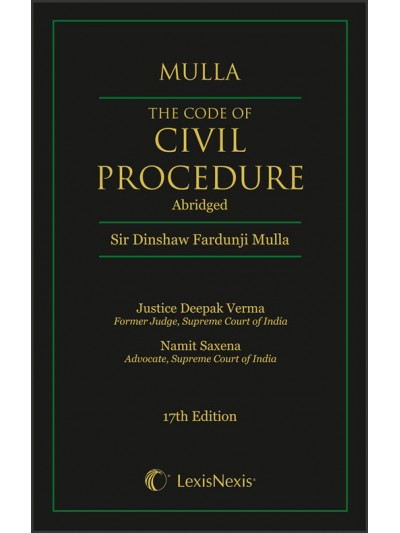 The Code of Civil Procedure (Abridged)
