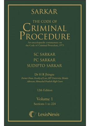 The Code of Criminal Procedure-An encyclopaedic commentary on the Code of Criminal Procedure, 1973