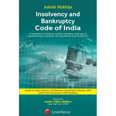 Insolvency and Bankruptcy Code of India