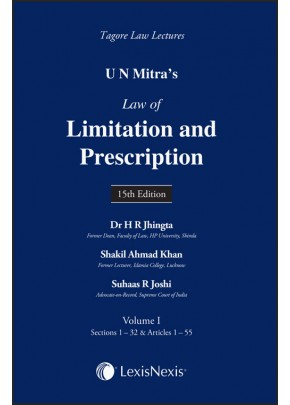Law of Limitation and Prescription