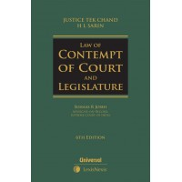 Law of Contempt of Court and Legislature