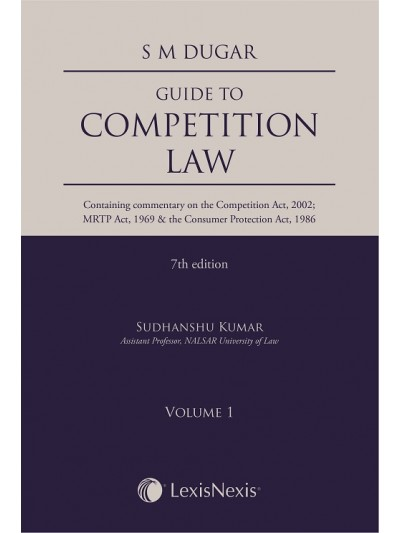 Guide to Competition Law (Containing com...