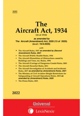Aircraft Act, 1934 along with allied Rules