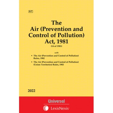 Air (Prevention and Control of Pollution) Act, 1981 along with Rules, 1982