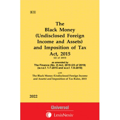 Black Money (Undisclosed Foreign Income and assets) and Imposition of Tax Act, 2015