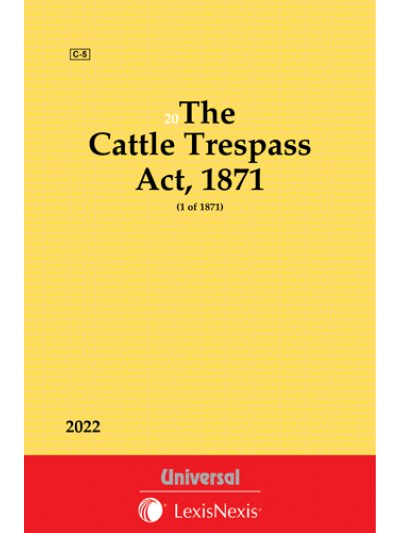 Cattle Trespass Act, 1871