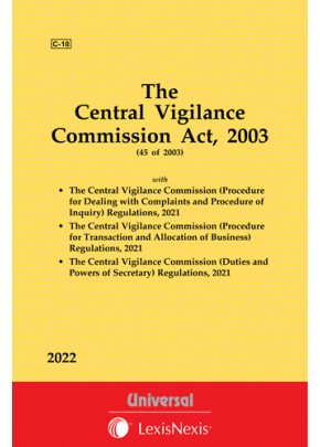 Central Vigilance Commission Act, 2003