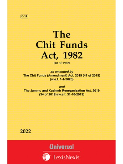Chit Funds Act, 1982