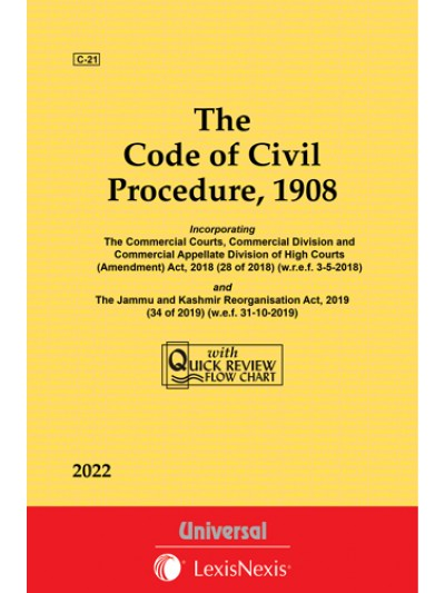 Code of Civil Procedure, 1908