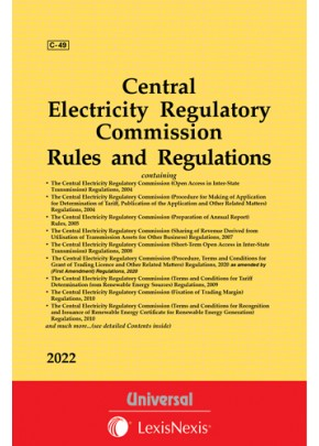 Central Electricity Regulatory Commission Rules and Regulations