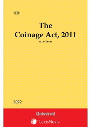 Coinage Act, 2011