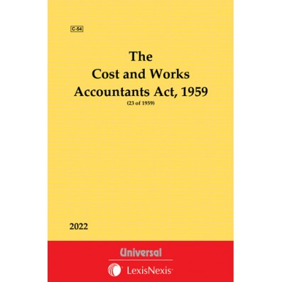 Cost and Works Accountants Act, 1959