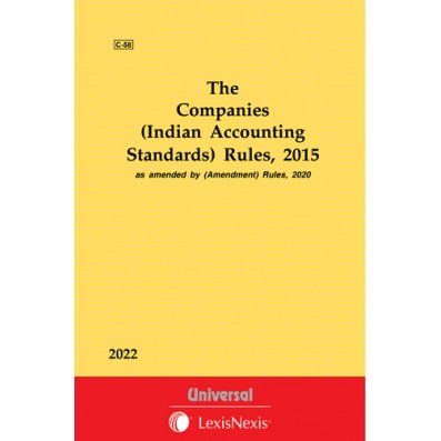 The Companies (Indian Accounting Standards) Rules, 2015