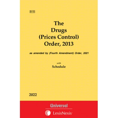 The Drugs (Prices Control) Order, 2013
