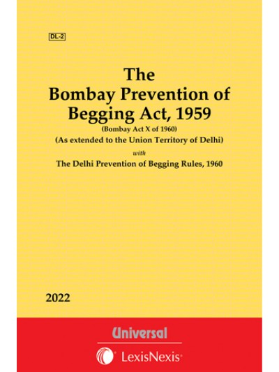 Bombay Prevention of Bagging Act, 1959 (As extended to U.T. of Delhi) with Rules, 1960