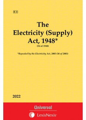 Electricity (Supply) Act, 1948