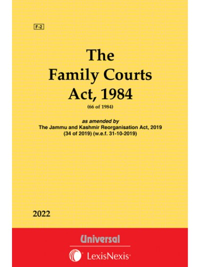Family Courts Act, 1984