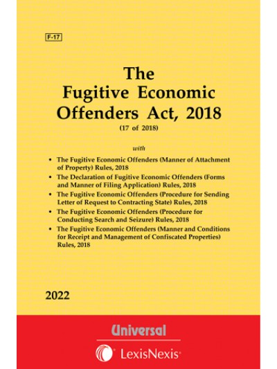 Fugitive Economic Offenders Act, 2018