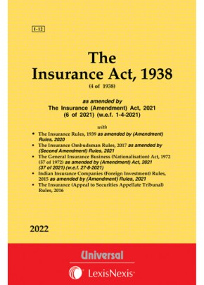 General Insurance Business (Nationalisation) Act, 1972 see Insurance Act, 1938