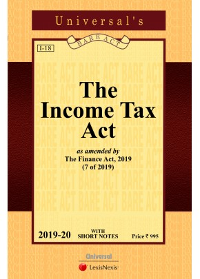 Income Tax Act as amended by the Finance Act, 2018