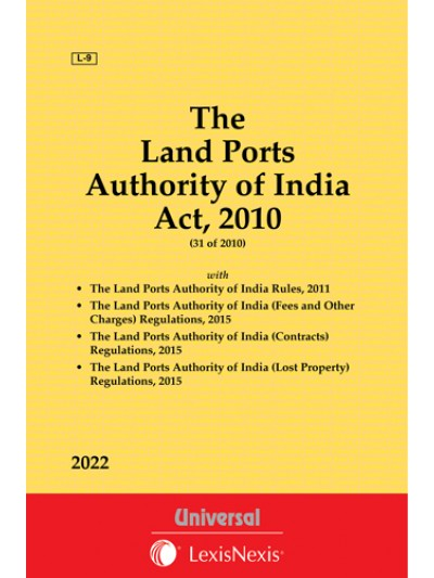 Land Ports Authority of India Act, 2010