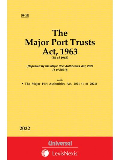 Major Port Trusts Act, 1963