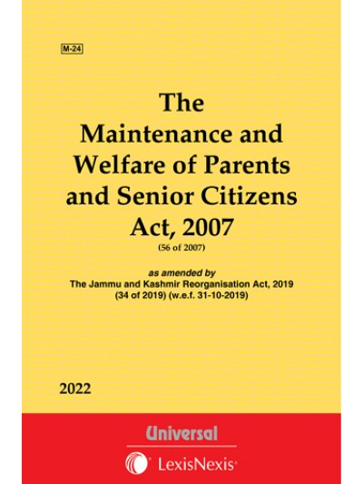 Maintenance and Welfare of Parents and S...