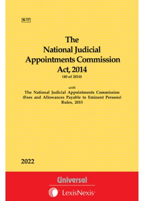 National Judicial Appointments Commission Act, 2014