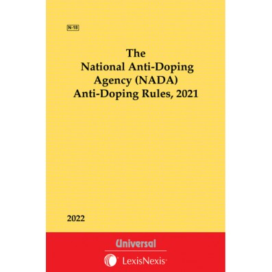 National Anti-Doping Agency (NADA) Anti-Doping Rules, 2015