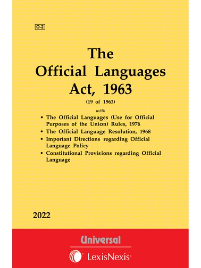 Official Languages Act, 1963