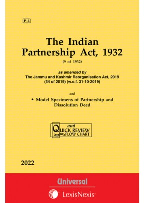 Partnership Act, 1932