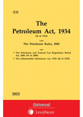 Petroleum Act, 1934 along with Rules, 2002