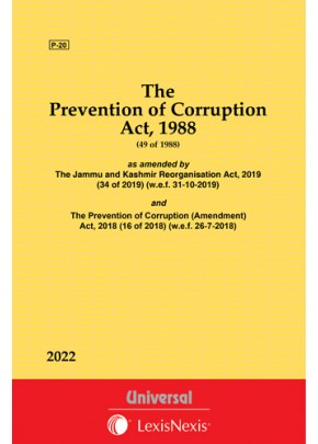 Prevention of Corruption Act,1988