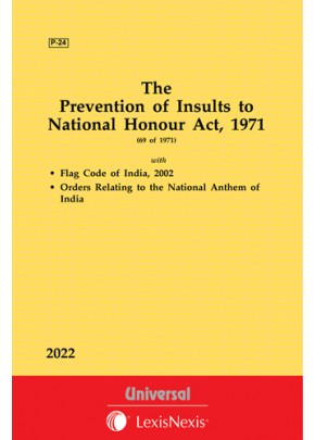 Flag Code of India, 2002 see Prevention of Insult to National Honour Act, 1971