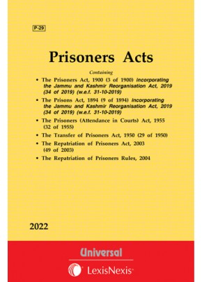 Prisoners (Attendance in Courts) Act, 1955 see Prisoners Acts