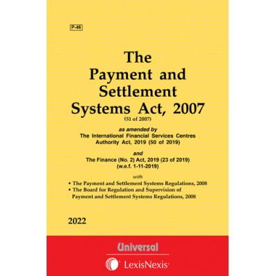 Payment and Settlement Systems Act, 2007