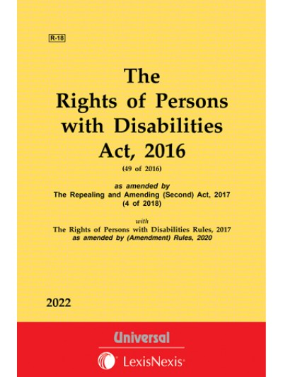 Rights of Persons with Disabilities Act, 2016