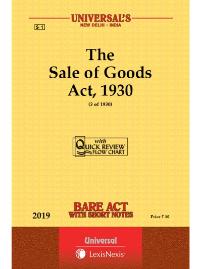 Sale of Goods Act, 1930