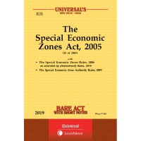 Special Economic Zones Act, 2005 along with Rules, 2006