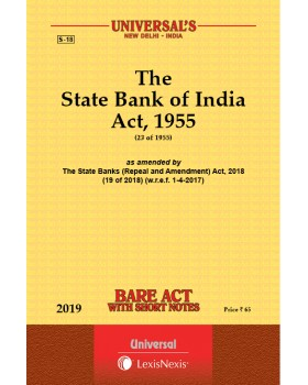 State Bank of India Act, 1955