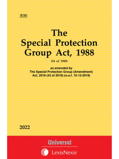 Special Protection Group Act, 1988