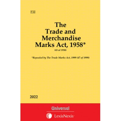 Trade and Merchandise Marks Act, 1958