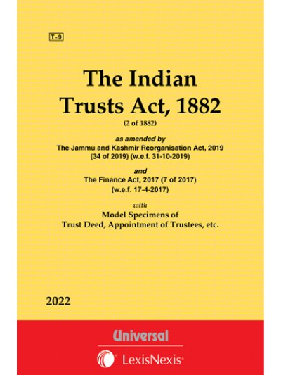 The Indian Trusts Act, 1882