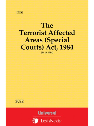 Terrorist Affected Areas (Special Courts) Act, 1984
