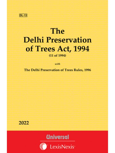 Delhi Preservation of Trees Act, 1994