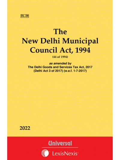 New Delhi Municipal Council Act, 1994