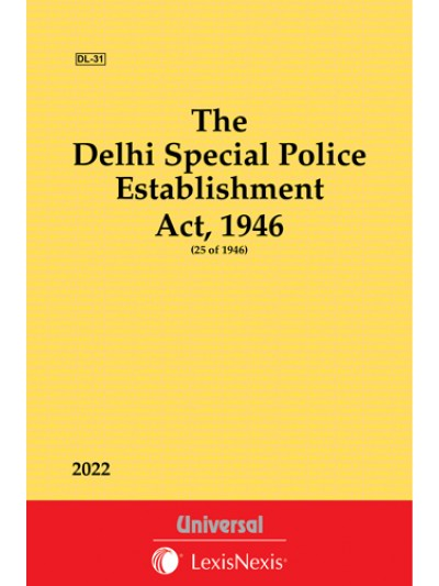 Delhi Special Police Establishment Act, 1946