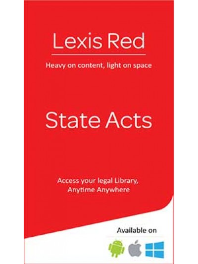Lexis Red - State Acts Packages